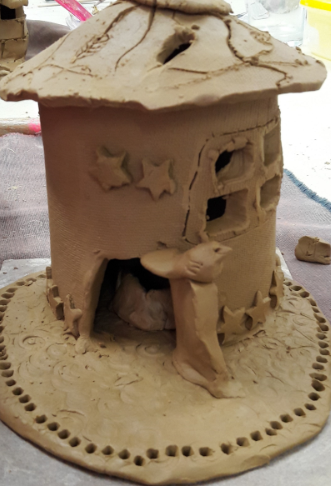 Clay Modelling with Susan Browne 5-12yrs